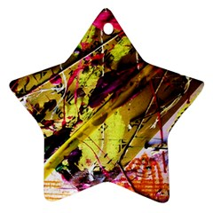 Absurd Theater In And Out 12 Ornament (star) by bestdesignintheworld