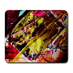 Absurd Theater In And Out 12 Large Mousepads by bestdesignintheworld