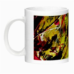 Absurd Theater In And Out 12 Night Luminous Mugs by bestdesignintheworld