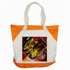 Absurd Theater In And Out 12 Accent Tote Bag by bestdesignintheworld