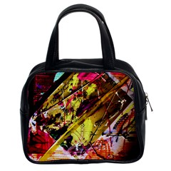 Absurd Theater In And Out 12 Classic Handbags (2 Sides) by bestdesignintheworld