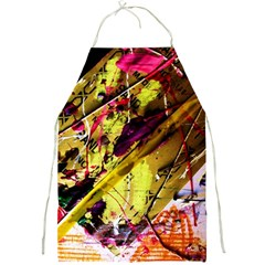 Absurd Theater In And Out 12 Full Print Aprons by bestdesignintheworld
