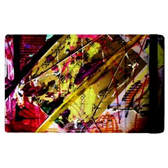 Absurd Theater In And Out 12 Apple Ipad 3/4 Flip Case by bestdesignintheworld