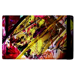 Absurd Theater In And Out 12 Apple Ipad Pro 12 9   Flip Case by bestdesignintheworld