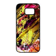 Absurd Theater In And Out 12 Samsung Galaxy S7 Edge Black Seamless Case by bestdesignintheworld