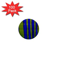 Stripes 4 1  Mini Buttons (100 Pack)  by bestdesignintheworld