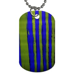 Stripes 4 Dog Tag (two Sides) by bestdesignintheworld