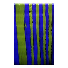 Stripes 4 Shower Curtain 48  X 72  (small)  by bestdesignintheworld