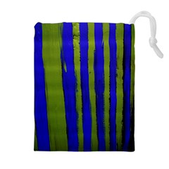 Stripes 4 Drawstring Pouches (extra Large) by bestdesignintheworld