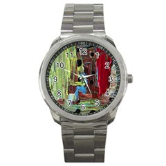 Point Of View 9 Sport Metal Watch by bestdesignintheworld