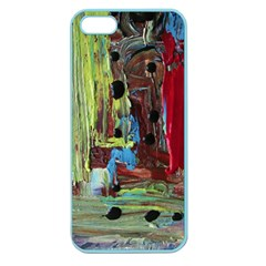 Point Of View 9 Apple Seamless Iphone 5 Case (color) by bestdesignintheworld