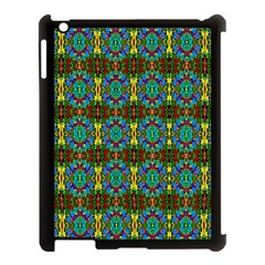 Colorful 29 Apple Ipad 3/4 Case (black) by ArtworkByPatrick