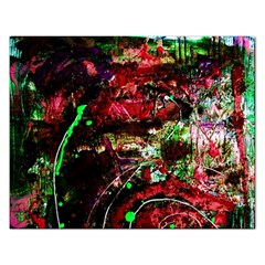 Bloody Coffee 2 Rectangular Jigsaw Puzzl by bestdesignintheworld