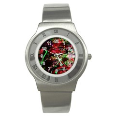 Bloody Coffee 2 Stainless Steel Watch by bestdesignintheworld