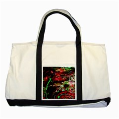 Bloody Coffee 2 Two Tone Tote Bag by bestdesignintheworld
