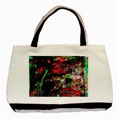 Bloody Coffee 2 Basic Tote Bag (two Sides) by bestdesignintheworld