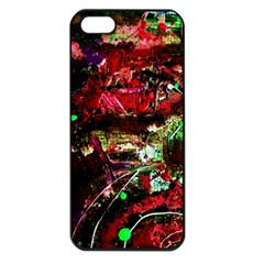 Bloody Coffee 2 Apple Iphone 5 Seamless Case (black) by bestdesignintheworld