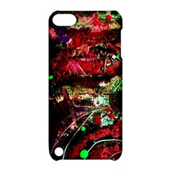 Bloody Coffee 2 Apple Ipod Touch 5 Hardshell Case With Stand by bestdesignintheworld