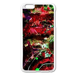 Bloody Coffee 2 Apple Iphone 6 Plus/6s Plus Enamel White Case by bestdesignintheworld