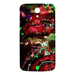 Bloody Coffee 2 Samsung Galaxy Mega I9200 Hardshell Back Case by bestdesignintheworld