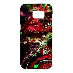 Bloody Coffee 2 Samsung Galaxy S7 Edge Hardshell Case by bestdesignintheworld