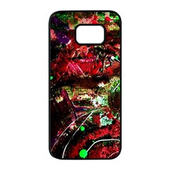 Bloody Coffee 2 Samsung Galaxy S7 Edge Black Seamless Case by bestdesignintheworld