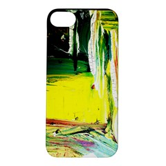 Poppies In An Abandoned Yard 10 Apple Iphone 5s/ Se Hardshell Case by bestdesignintheworld