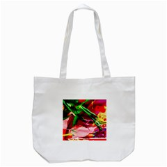 Red Cross 4 Tote Bag (white) by bestdesignintheworld
