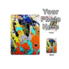 Africa  Kenia Playing Cards 54 (mini)  by bestdesignintheworld