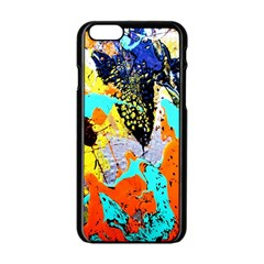 Africa  Kenia Apple Iphone 6/6s Black Enamel Case by bestdesignintheworld