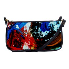 Mixed Feelings 4 Shoulder Clutch Bags by bestdesignintheworld