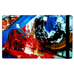 Mixed Feelings 4 Apple Ipad 2 Flip Case by bestdesignintheworld