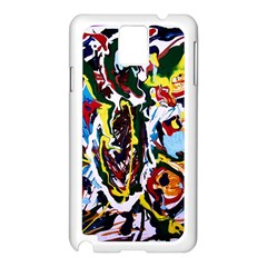 Inposing Butterfly 1 Samsung Galaxy Note 3 N9005 Case (white) by bestdesignintheworld