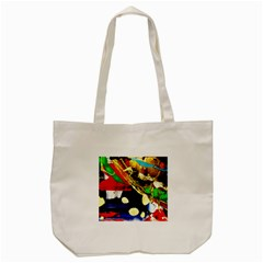 Catalina Island Not So Far 3 Tote Bag (cream) by bestdesignintheworld
