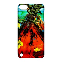 Camping 5 Apple Ipod Touch 5 Hardshell Case With Stand by bestdesignintheworld