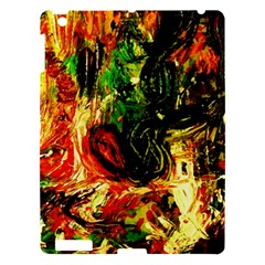 Sunset In A Desert Of Mexico Apple Ipad 3/4 Hardshell Case by bestdesignintheworld