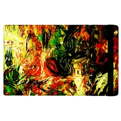 Sunset In A Desert Of Mexico Apple Ipad 3/4 Flip Case by bestdesignintheworld