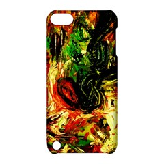 Sunset In A Desert Of Mexico Apple Ipod Touch 5 Hardshell Case With Stand by bestdesignintheworld