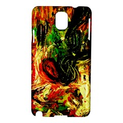 Sunset In A Desert Of Mexico Samsung Galaxy Note 3 N9005 Hardshell Case by bestdesignintheworld