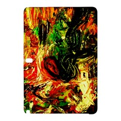 Sunset In A Desert Of Mexico Samsung Galaxy Tab Pro 10 1 Hardshell Case by bestdesignintheworld