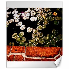 Highland Park 4 Canvas 8  X 10  by bestdesignintheworld