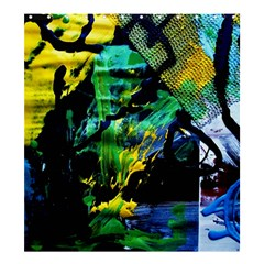 Rumba On A Chad Lake 10 Shower Curtain 66  X 72  (large)  by bestdesignintheworld