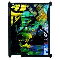 Rumba On A Chad Lake 10 Apple Ipad 2 Case (black) by bestdesignintheworld