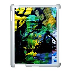 Rumba On A Chad Lake 10 Apple Ipad 3/4 Case (white) by bestdesignintheworld