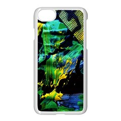 Rumba On A Chad Lake 10 Apple Iphone 7 Seamless Case (white) by bestdesignintheworld