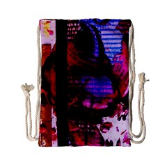 Absurd Theater In And Out 4 Drawstring Bag (small) by bestdesignintheworld
