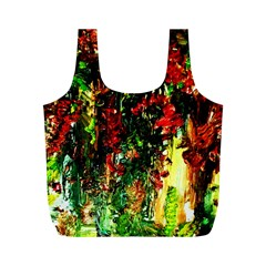 Resort Full Print Recycle Bags (m)  by bestdesignintheworld