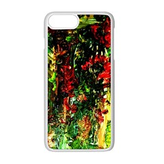 Resort Apple Iphone 8 Plus Seamless Case (white) by bestdesignintheworld