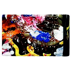Smashed Butterfly 5 Apple Ipad Pro 9 7   Flip Case