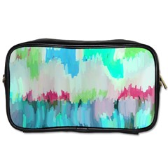 Abstract Background Toiletries Bags by Modern2018